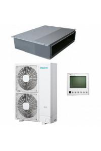 Канальный кондиционер Hisense AUD-60UX4SHH / AUW-60U6SP1