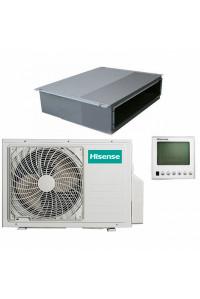 Канальный кондиционер Hisense AUD-24UX4SLH1 / AUW-24U4SA1
