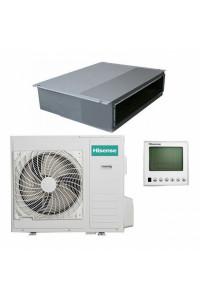 Канальный кондиционер Hisense AUD-36HX4SHH / AUW-36H6SA1