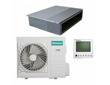 Канальный кондиционер Hisense AUD-36HX4SHH1 / AUW-36H6SD